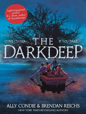 cover image of The Darkdeep