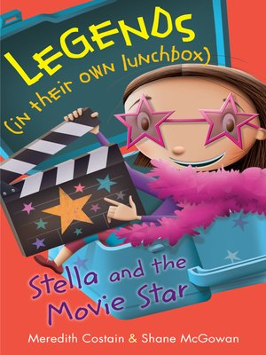 cover image of Stella and the Movie Star
