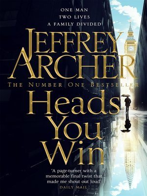 cover image of Heads You Win