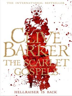 cover image of The Scarlet Gospels