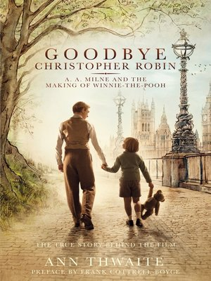 cover image of Goodbye Christopher Robin