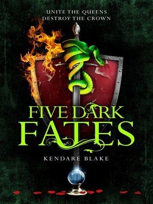cover image of Five Dark Fates