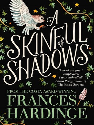 cover image of A Skinful of Shadows