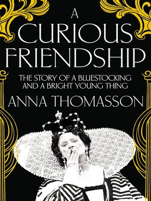 cover image of A Curious Friendship