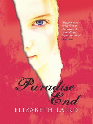 cover image of Paradise End