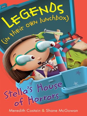 cover image of Stella's House of Horrors