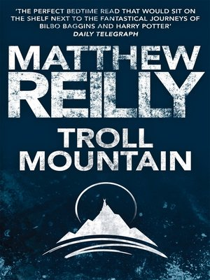 cover image of Troll Mountain