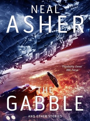 cover image of The Gabble and Other Stories