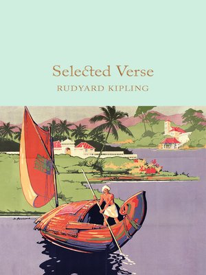 cover image of Selected Verse