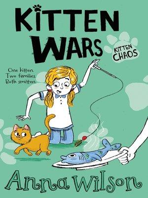 cover image of Kitten Wars