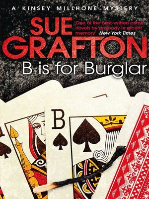 cover image of B is for Burglar
