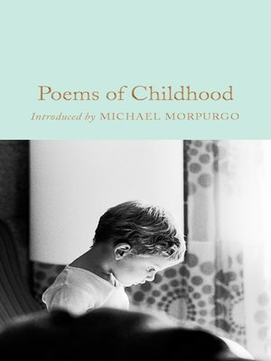cover image of Poems of Childhood