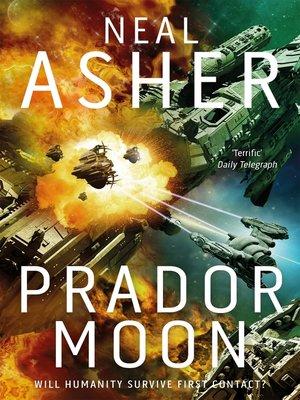 cover image of Prador Moon