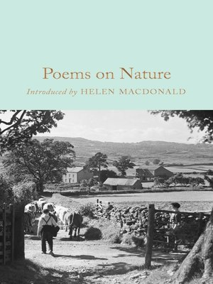 cover image of Poems on Nature