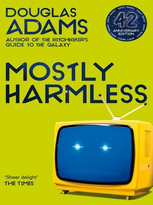 cover image of Mostly Harmless