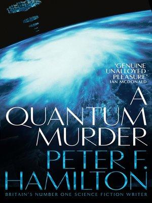 cover image of A Quantum Murder