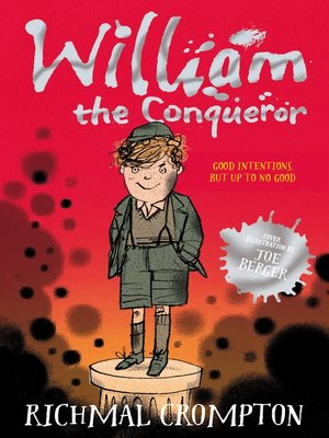 cover image of William the Conqueror