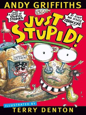 cover image of Just Stupid!