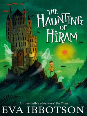 cover image of The Haunting of Hiram
