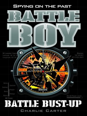 cover image of Battle Bust-up