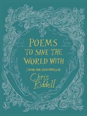 cover image of Poems to Save the World With
