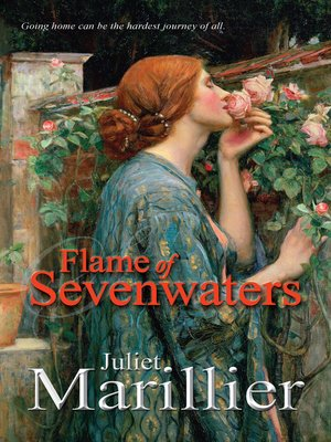 cover image of Flame of Sevenwaters
