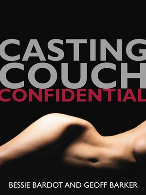 cover image of Casting Couch Confidential