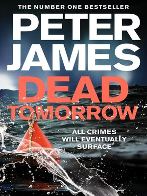 cover image of Dead Tomorrow