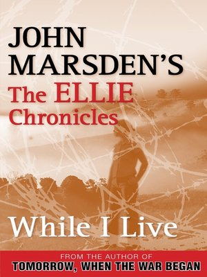 cover image of While I Live