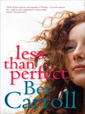 cover image of Less Than Perfect