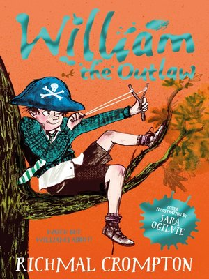 cover image of William the Outlaw
