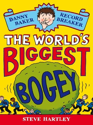 cover image of The World's Biggest Bogey