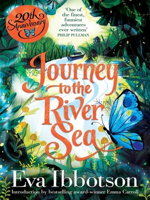 cover image of Journey to the River Sea