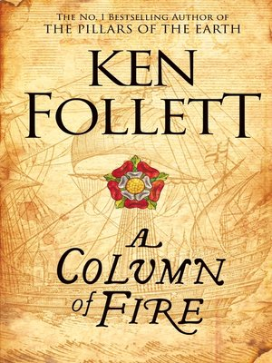cover image of A Column of Fire