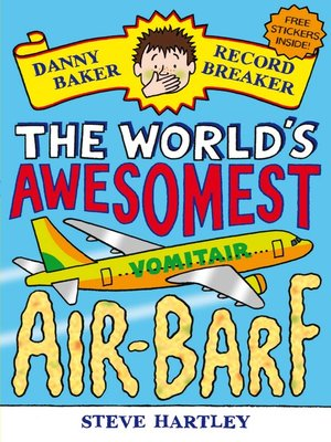 cover image of The World's Awesomest Air-Barf
