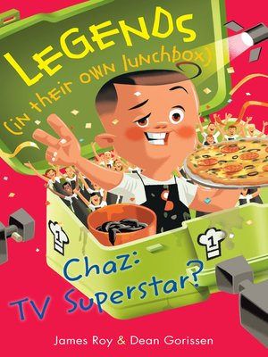 cover image of Chaz, TV Superstar