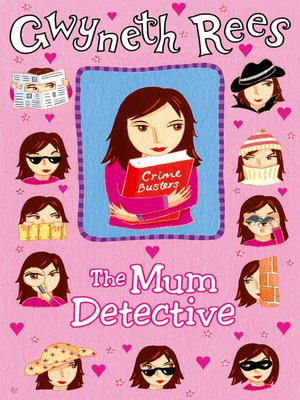 cover image of The Mum Detective