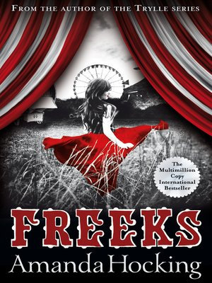 cover image of Freeks