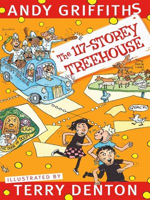 cover image of The 117-Storey Treehouse