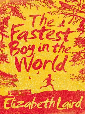 cover image of The Fastest Boy in the World