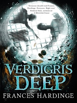 cover image of Verdigris Deep