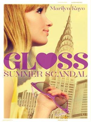 cover image of Summer Scandal