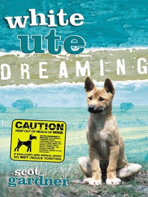 cover image of White Ute Dreaming
