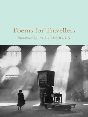 cover image of Poems for Travellers