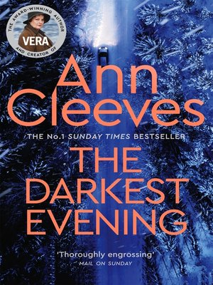 cover image of The Darkest Evening