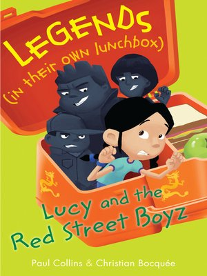 cover image of Lucy and the Red Street Boyz