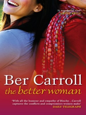 cover image of The Better Woman