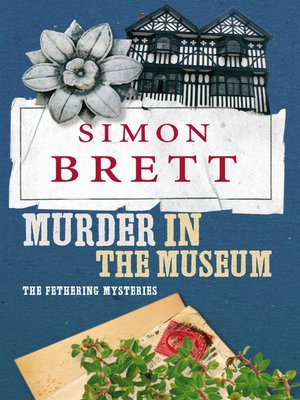 cover image of Murder in the Museum