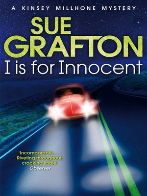 cover image of I is for Innocent