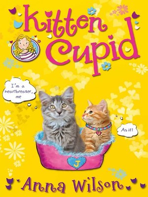 cover image of Kitten Cupid